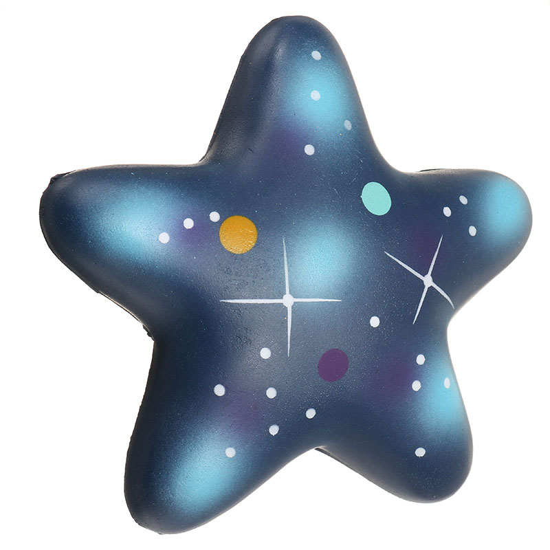 Squishy Factory Star 11cm Slow Rising With Packaging Collection Gift Decor Toy