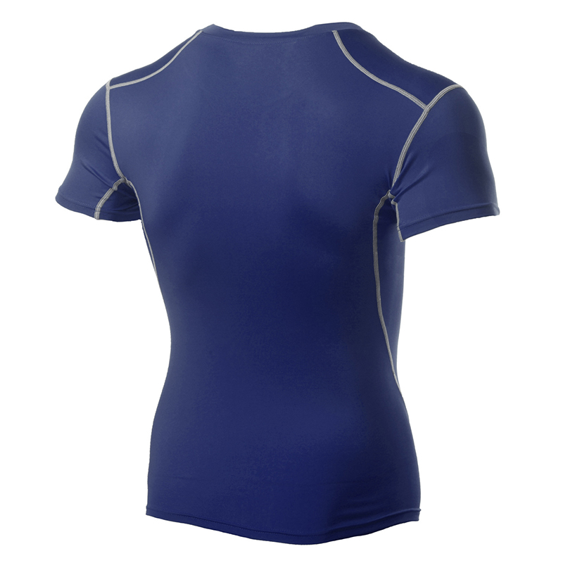 Elastic Short-sleeved Quick-drying Compression T-Shirts