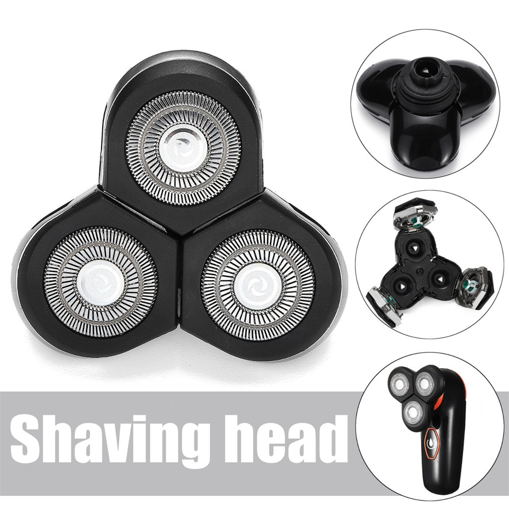 Shaver Head Replacement Nose Hair Trimmer Facial Cleanser