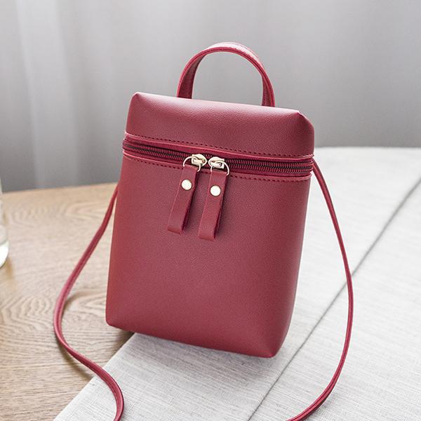 Women Stylish 5.5inch Phone Bag Shoulder Bag Crossbody Bags