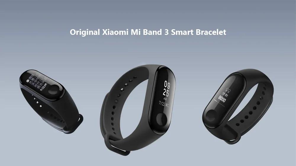 def44532a048 original xiaomi mi band 3 smart wristband oled display 50m ...