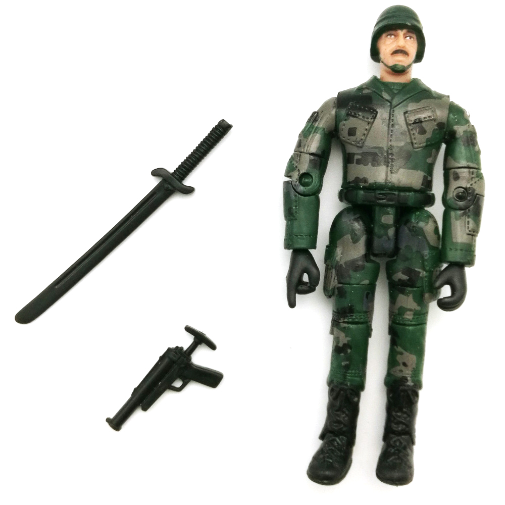4Pc WPL Simulate Action Figure Soldier Doll 10cm Random Delivery RC Car Parts