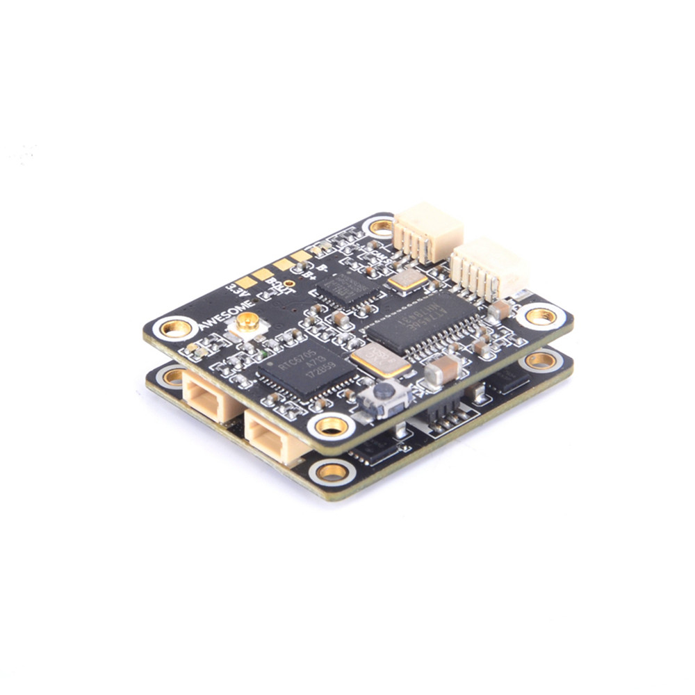 20x25mm Awesome F3 OSD Flight Controller Built-in 5.8G 25mW VTX 4in1 BLHeli_S 10A ESC for RC Drone