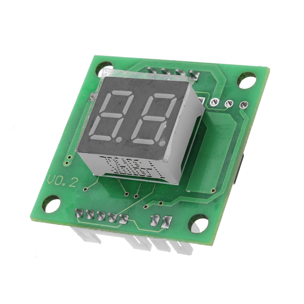 Other Electronics 1803dt Dc 12v Led Digital Display Timing Pwm Motor Speed Controller Circuit With Explanation Electronic