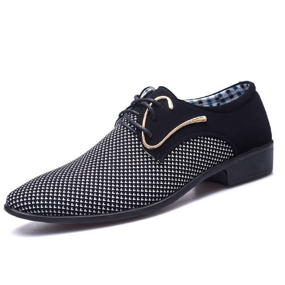 Men Business Cloth Formal Shoes Pointed Toe Business Shoes