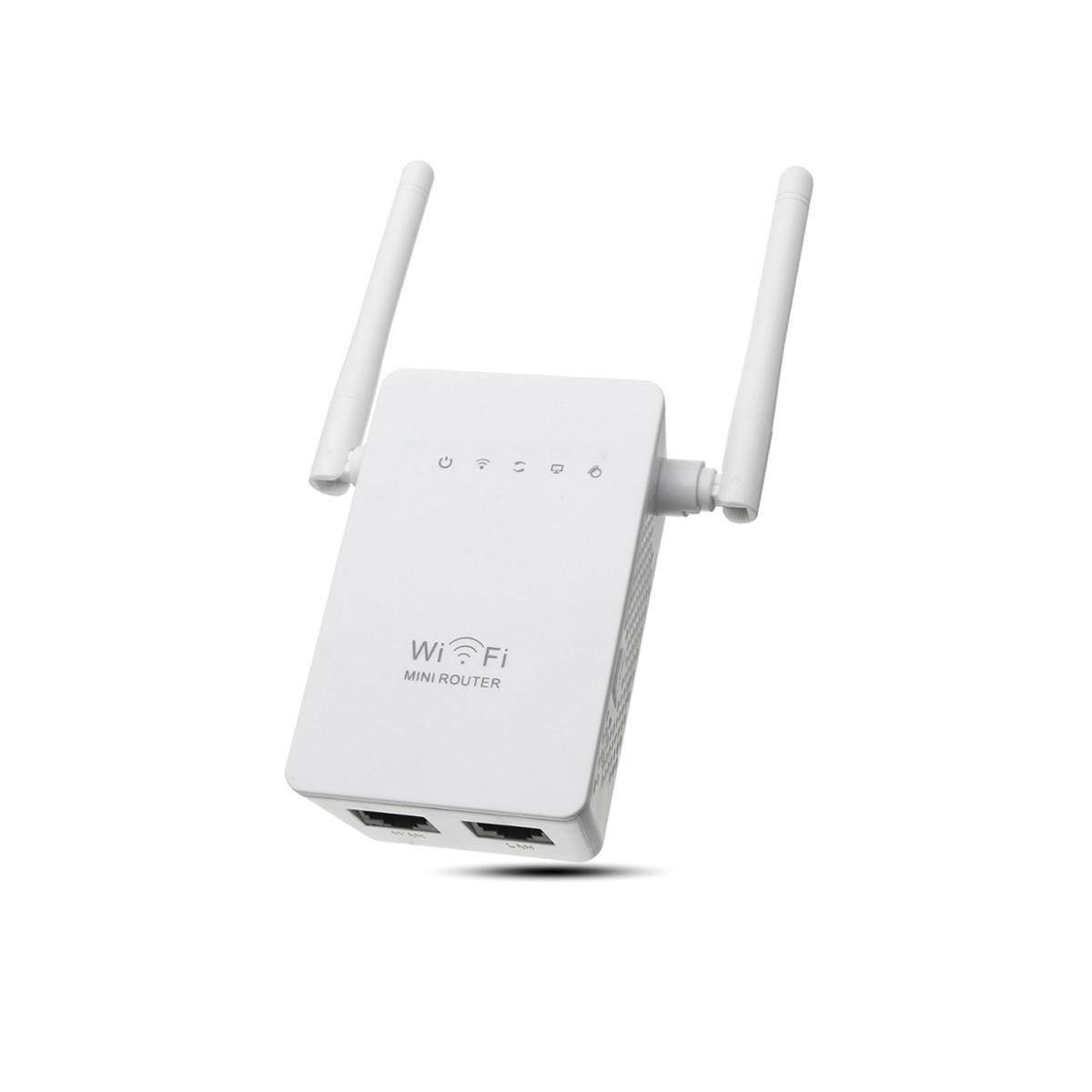 450mbps Wireless N Router Qcom 24ghz 80211bgn 1 10100m Wan 4 Tenda N301 Wireles 300mbps 4port 2 Antena 80211 Dual Antennas Wifi Range Repeater Booster Ap Uk Plug
