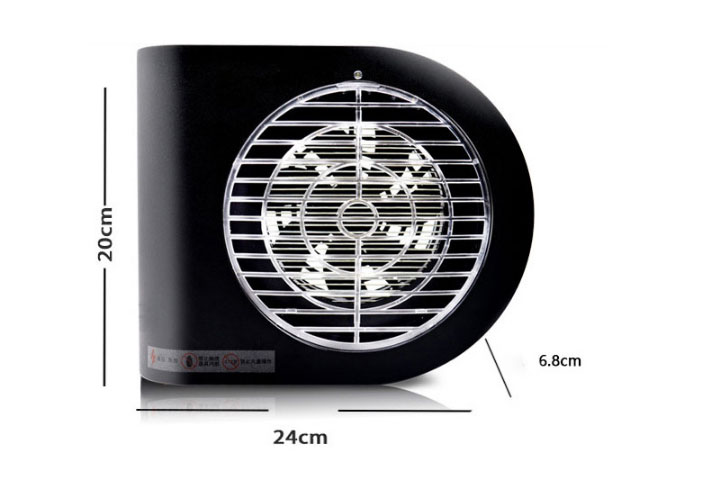 Outdoor Electric Shock Insect Killer Lamp Indoor Insect Bug Fly Zapper Repellent Mosquito Lamp