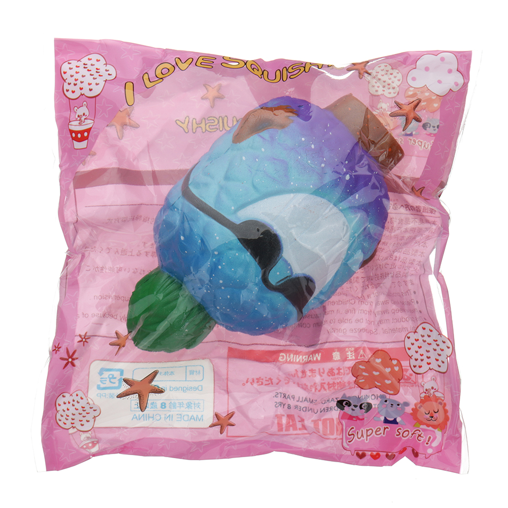 Pineapple Doll Squishy 13.5*9CM Slow Rising With Packaging Collection Gift Soft Toy