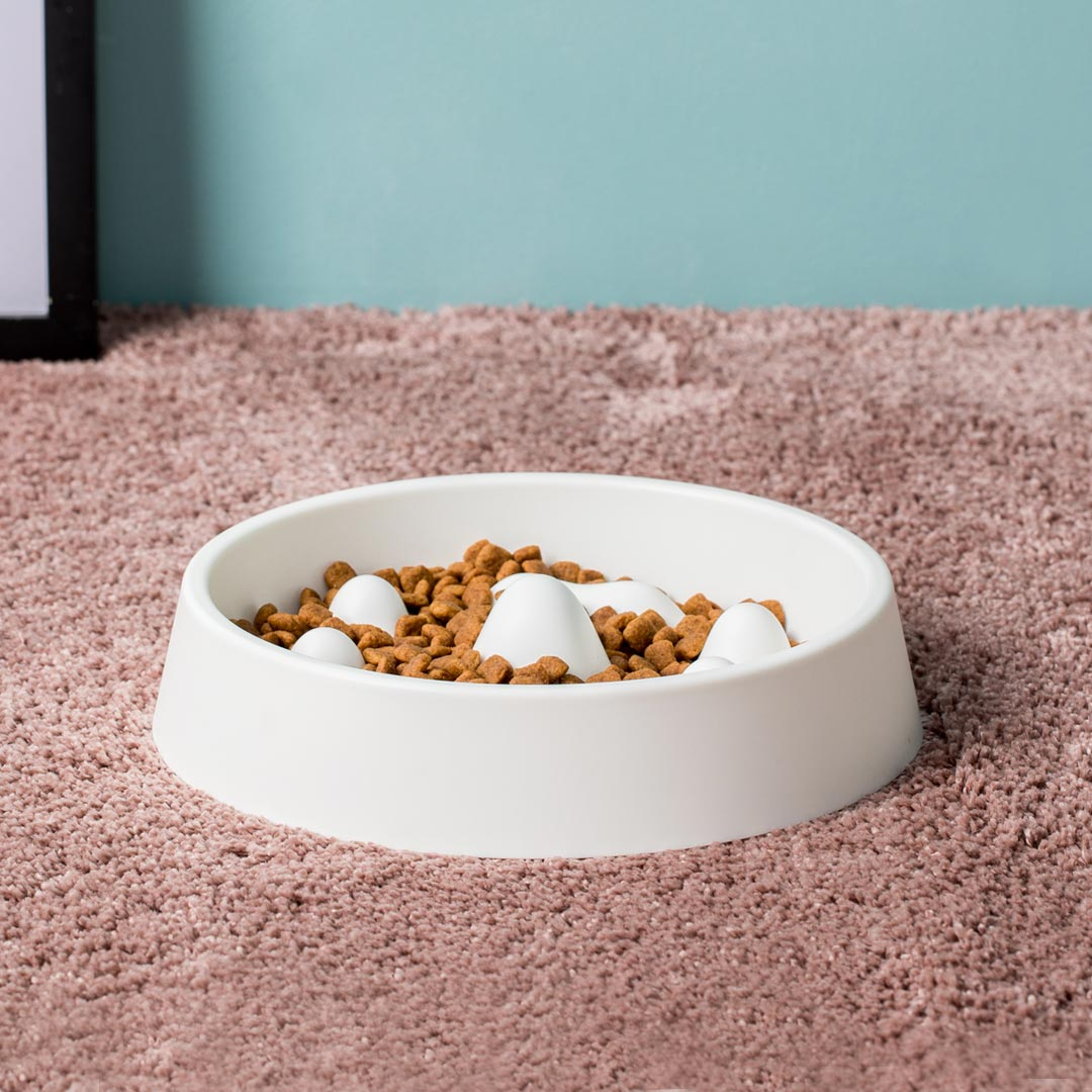 Pet Mountain Type Food Bowl PP Healthy Material Pet Bowl from Xiaomi Youpin