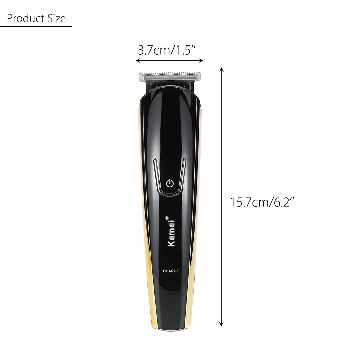 Kemei KM-526 USB Electric Hair Nose Trimmer Clipper