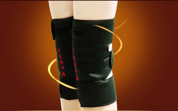 Tourmaline Self Heating Heated Magnetic Infrared Neck Waist Back Kneed Support Brace Set Pain Relief