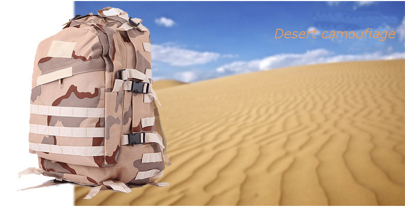 FAITH PRO Nylon Bags Tactical Backpacks Rucksacks Hunting Climbing Traveling Waterproof Comfortable