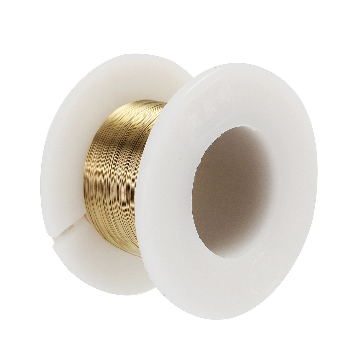 100m/329ft 0.08mm Gold Molybdenum Cutting Wire Separator LCD Glass For Iphone