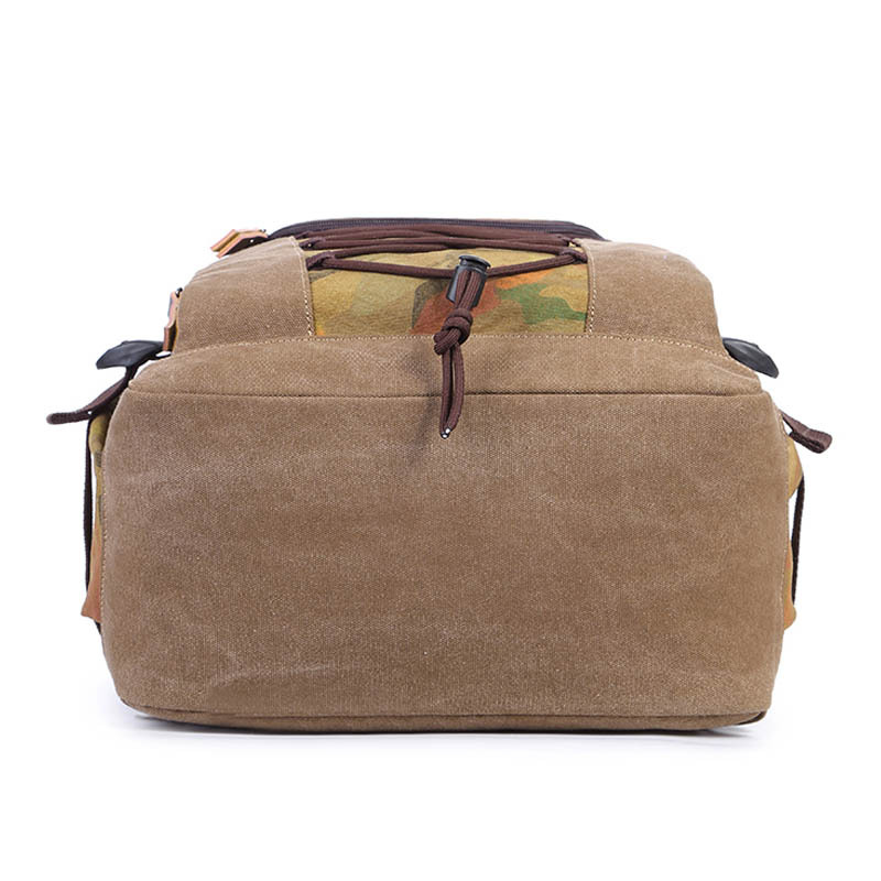 Canvas Travel Bag Designer Large Capacity Casual Bakcpack