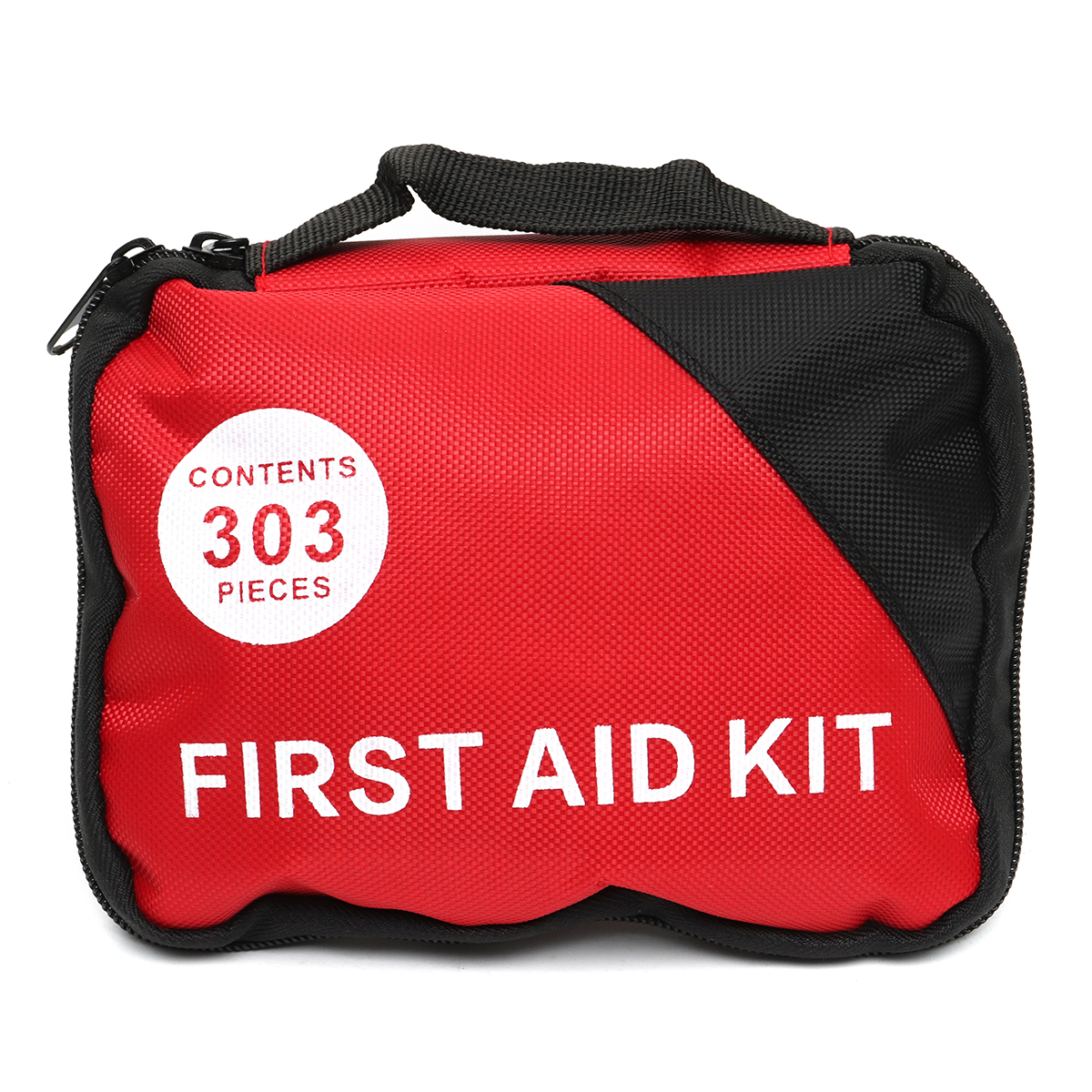 303 Pieces First Aid Kit Set Medical Emergency Safety P