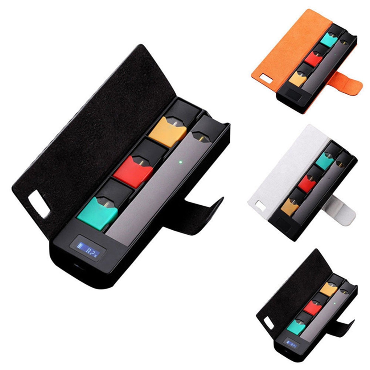 JUUL Travel Pill Case Portable Power Charger Traveling