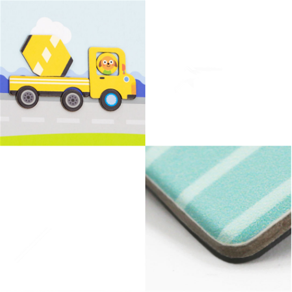 Bravokids Magnetic Art Box Series Magnetic Toys From Xiaomiyoupin - Photo: 6