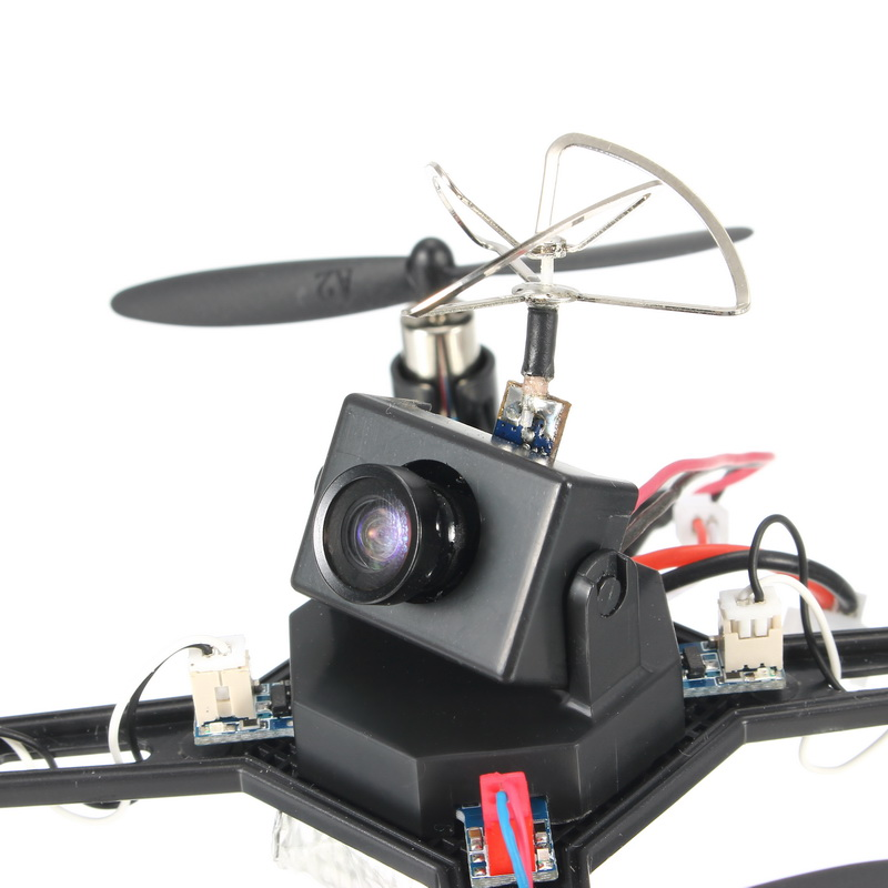 DM002 5.8G FPV With 600TVL Camera 2.4G 4CH 6Axis RC Drone Quadcopter RTF