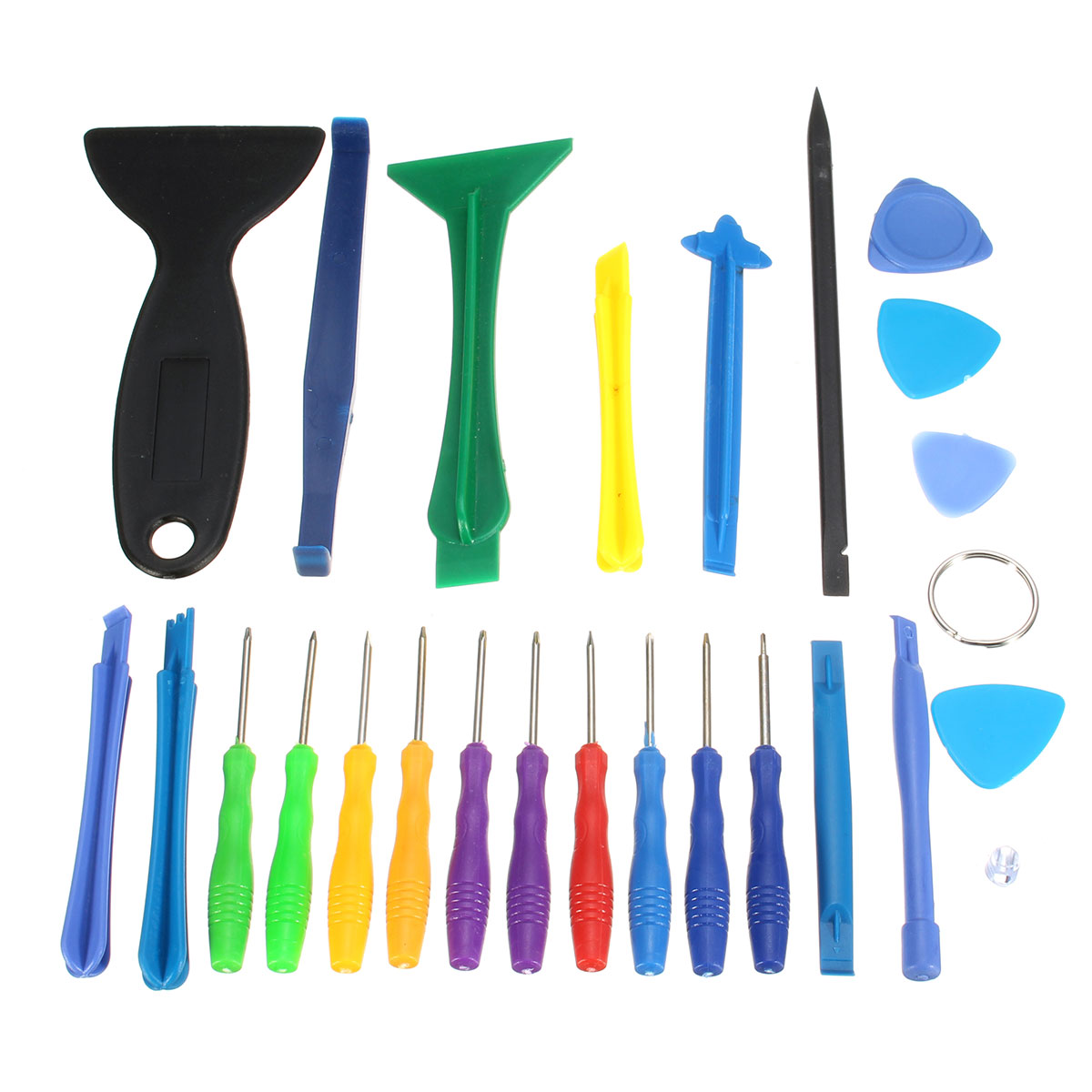 25 in 1 Repairtools Screwdrivers Set Kit For iPhone Android Blackberry Phone iPad