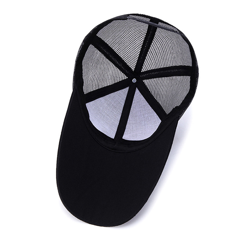 Mens Summer Mesh Strapback Dad Hats Snapback Baseball Caps