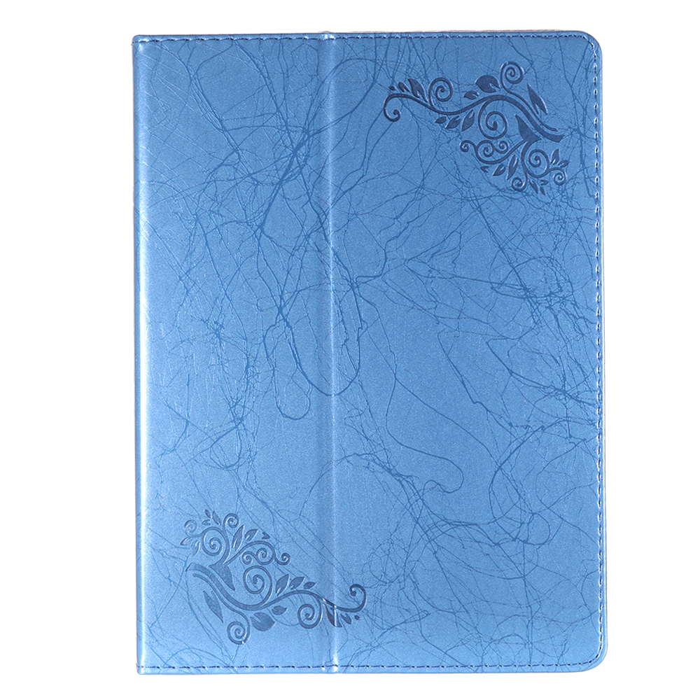PU Leather Folding Stand Printing Tablet Case Cover for