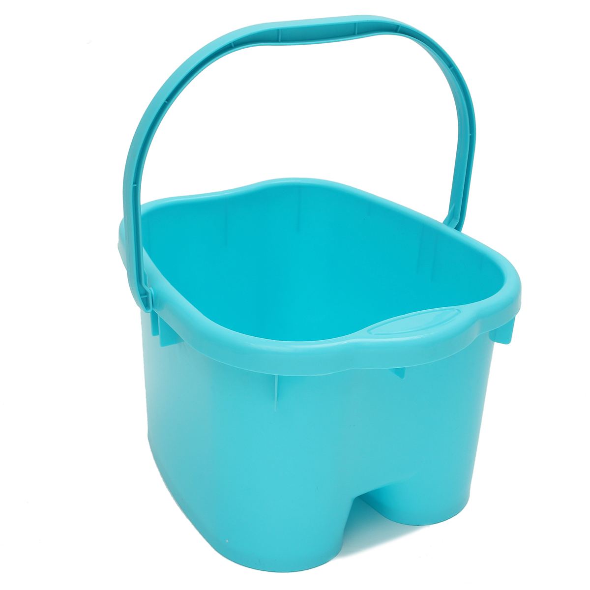 Blue Foot Soaking Water Bucket Basin Tub. Bath, Detox, Soak,