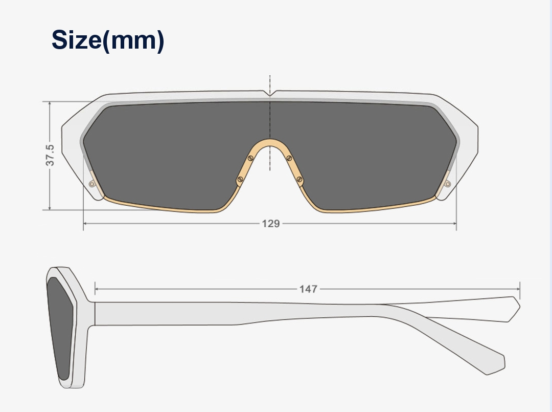 Mojietu T1 Polarized Sunglasses Diriving Riding Glasses Color Changing From Xiaomi Youpin
