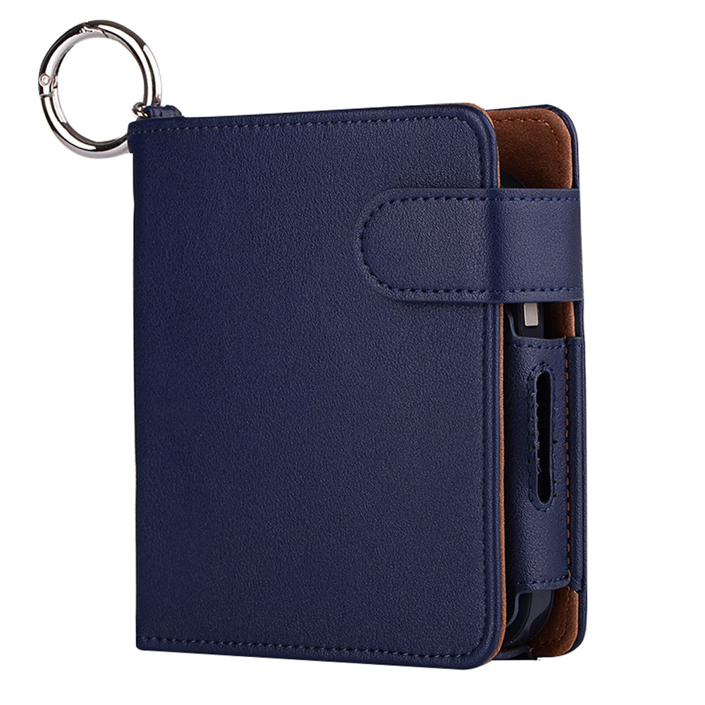 Men's Faux Leather iQOS Electronic Cigarette Wallet