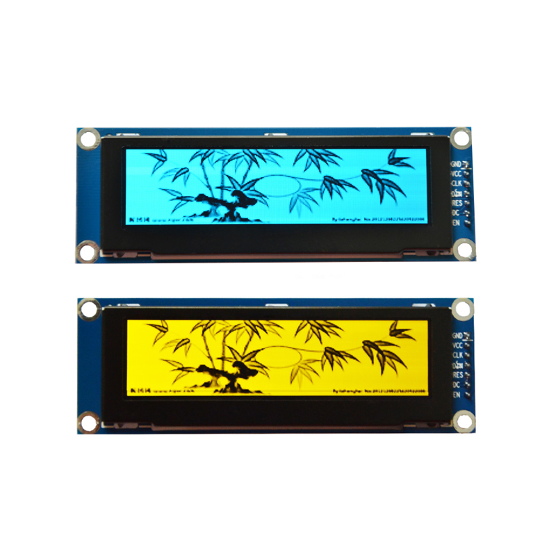 3.12 Inch OLED LCD Screen 256X64 OLED LCD LED Display Module With SSD1322 Drive IC For Arduino STM32 SPI Interface