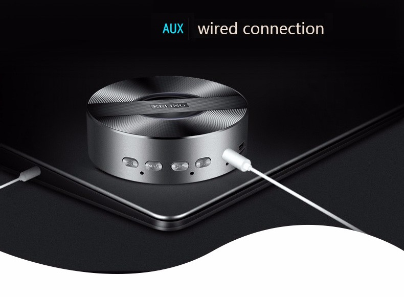 A5 Phone Wireless Mini Speaker Cannon Portable Card Subwoofer Car Amplifier With bluetooth