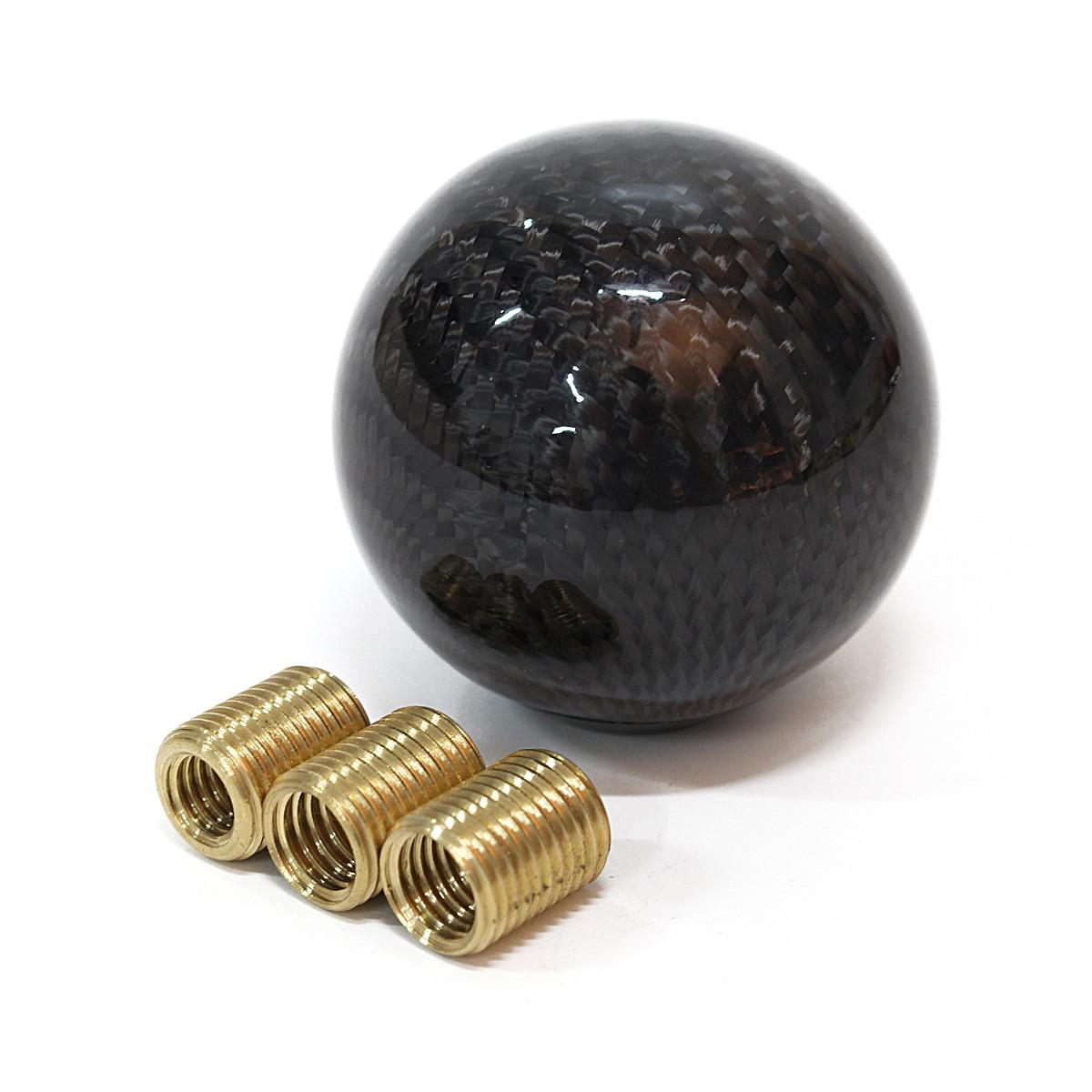 5 6 Speed MT Fit Manual Transmission Gear Shift Knob Shifter Black