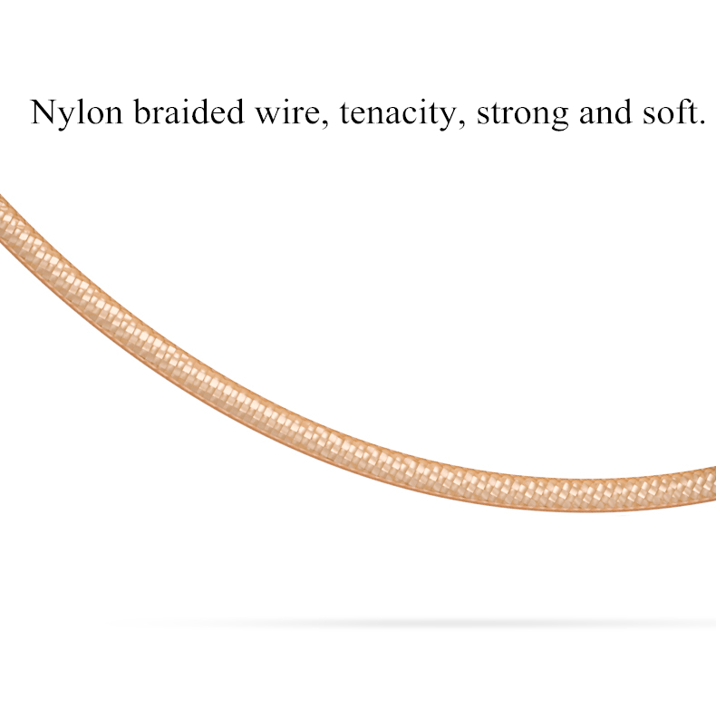 Original HOCO USB to Type-C 2.1A 1m Nylon Braided Wire Charging Data Cable For Nexus Huawei Xiaomi
