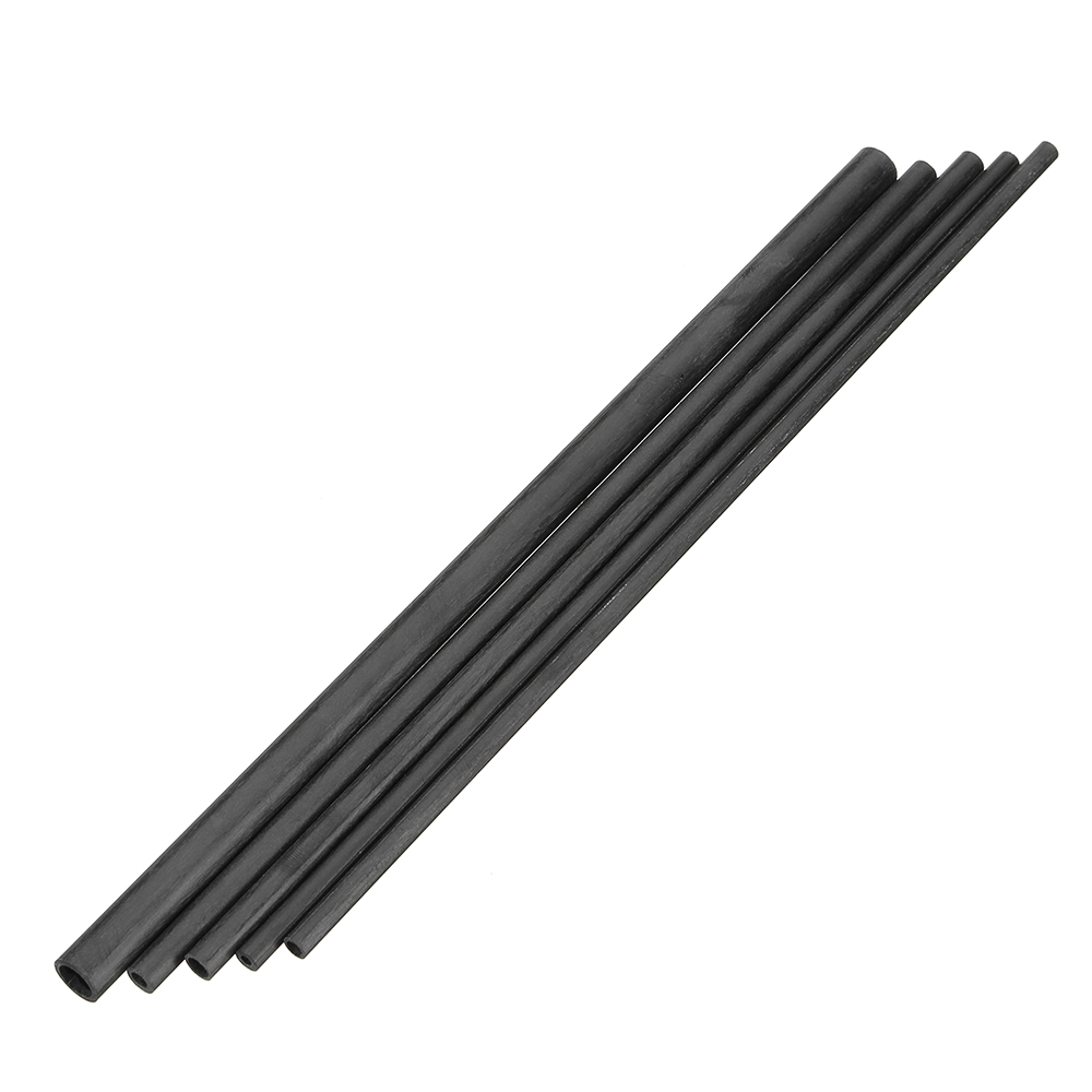 8*6*200/5*4*200/5*3*200/4*3*200/4*2*200mm Carbon Fiber Tube for RC Wing Airplane Frame