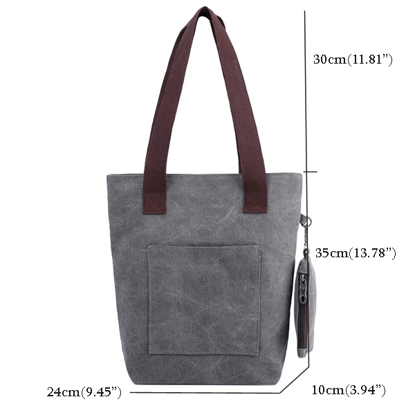 Women Casual Canvas Tote Handbag Shoulder Bags Beach Bag