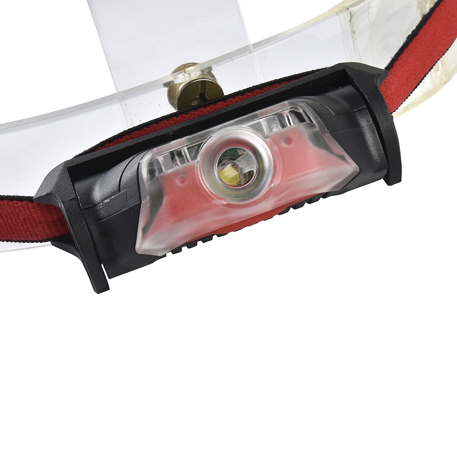 XANES 179 500 Lumens XPE+2 LED Bicycle Headlight Outdoor Sports Red Light HeadLamp 4 Modes Adjustable Head Light