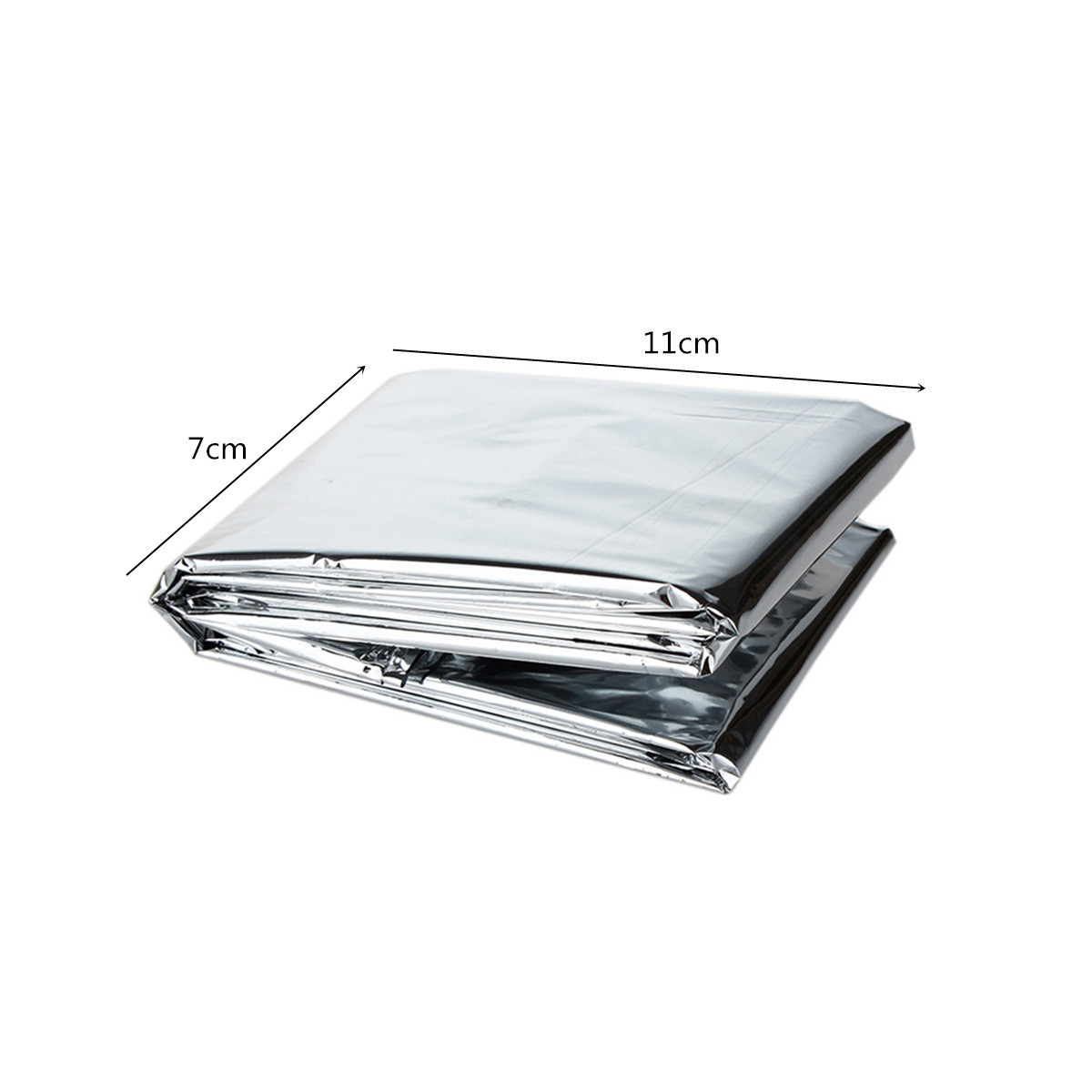 Waterproof Outdoor Survival Emergency Rescue First Aid Foil Thermal Blanket