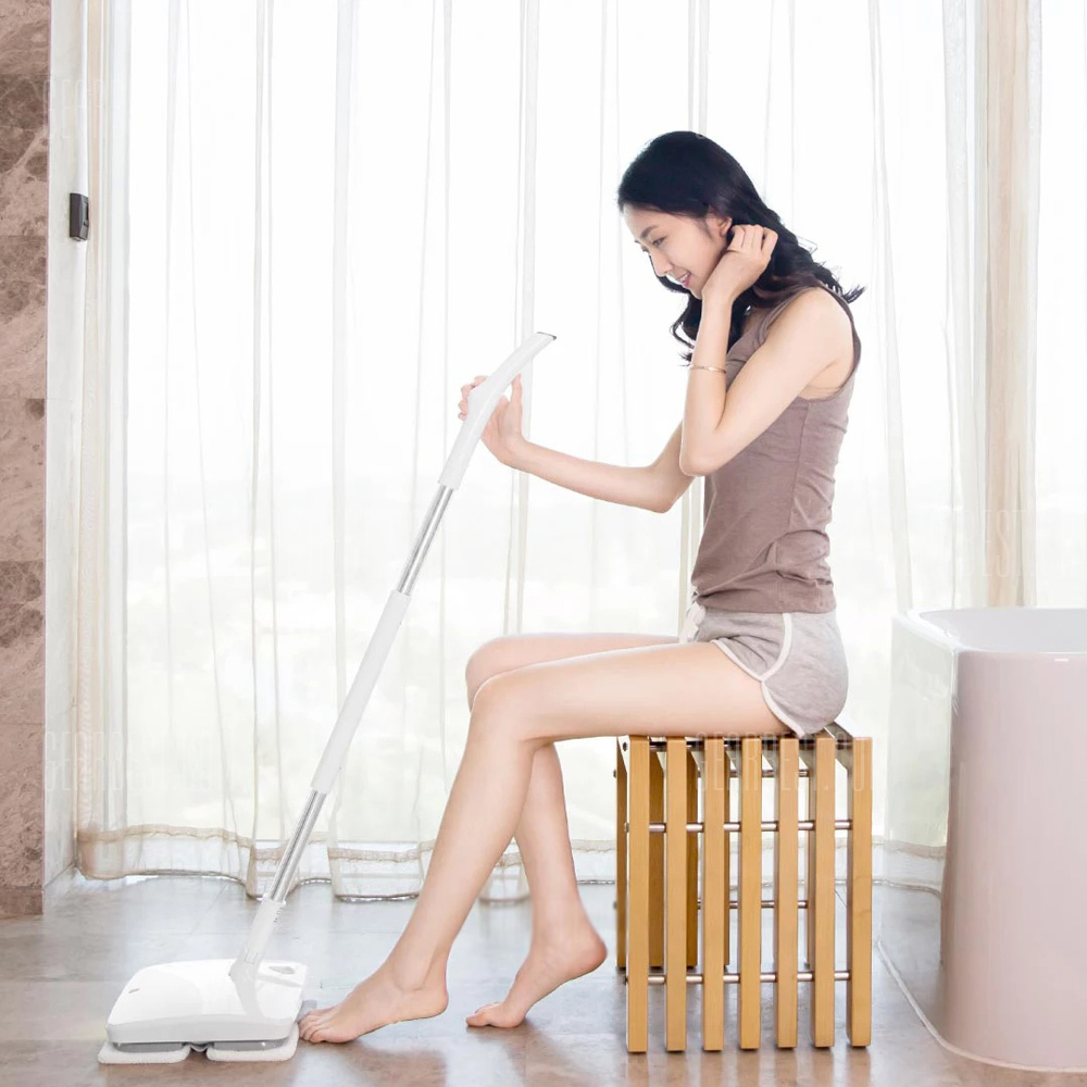 Xiaomi Handheld Electric Mop Smart Robot Clean Machine Long Grip Handle Mopping