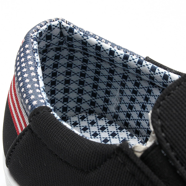New Men Fashion Outdoor Casual Canvas Lace-up Shoes Flats Fashion Comfortable Sneakers Shoes