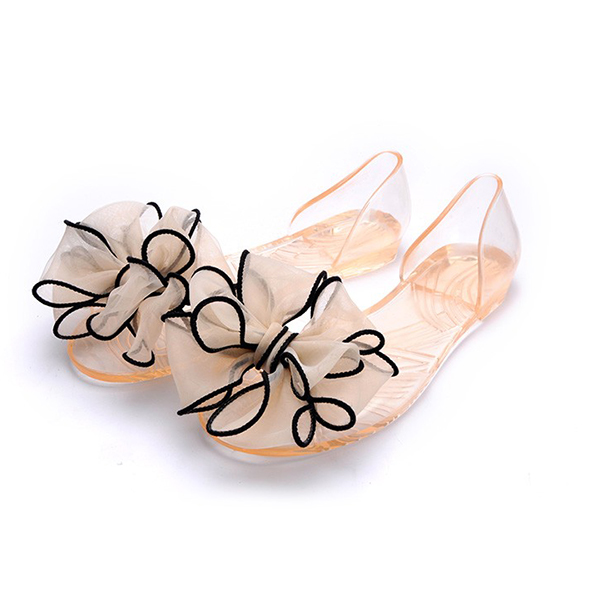 Summer Women Fashion Comfortable Sandals Shoes Beach Ladies Flower Flat Shoes