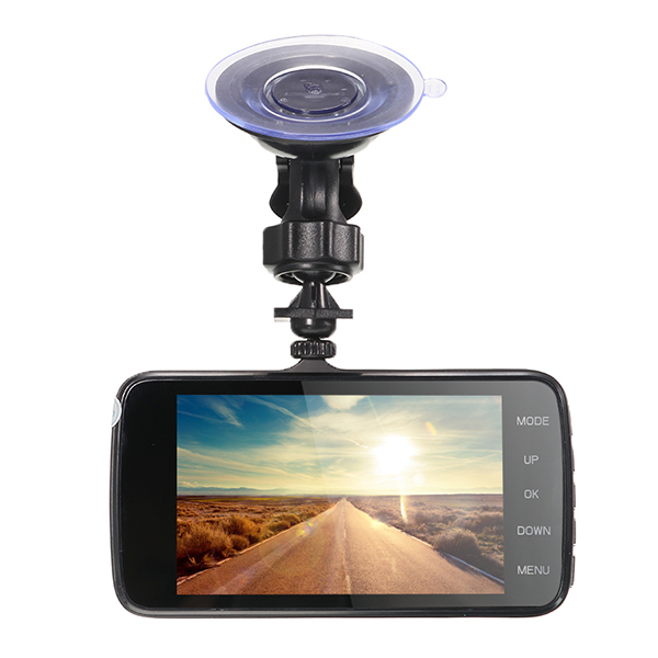 A22 Car DVR Camera HD 1080P Vehicle Traveling Data Recorder 170 Degree Wide Angle Lens