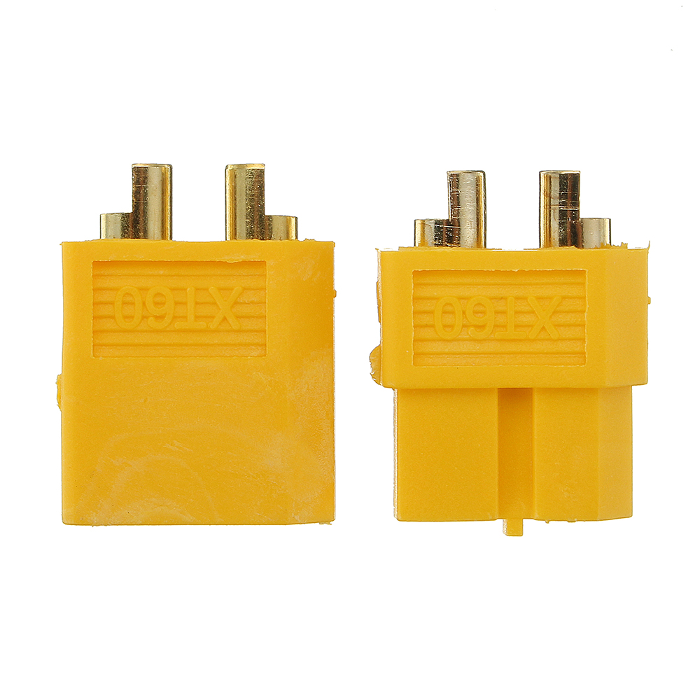 XT60 Male Female Bullet Connector Plug For Lipo Battery RC Drone FPV Racing Multi Rotor