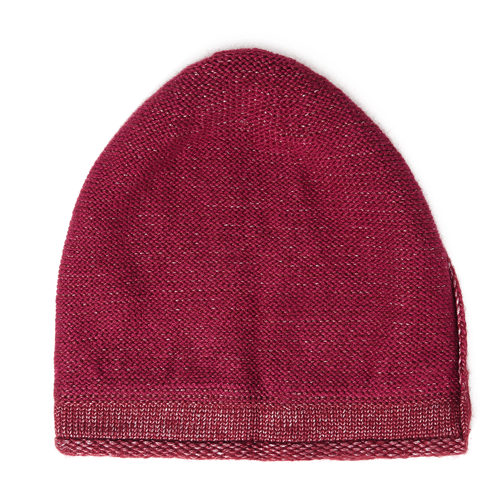 216cc71f9feae men women vintage winter thicken knit beanie hat skull cap at Banggood