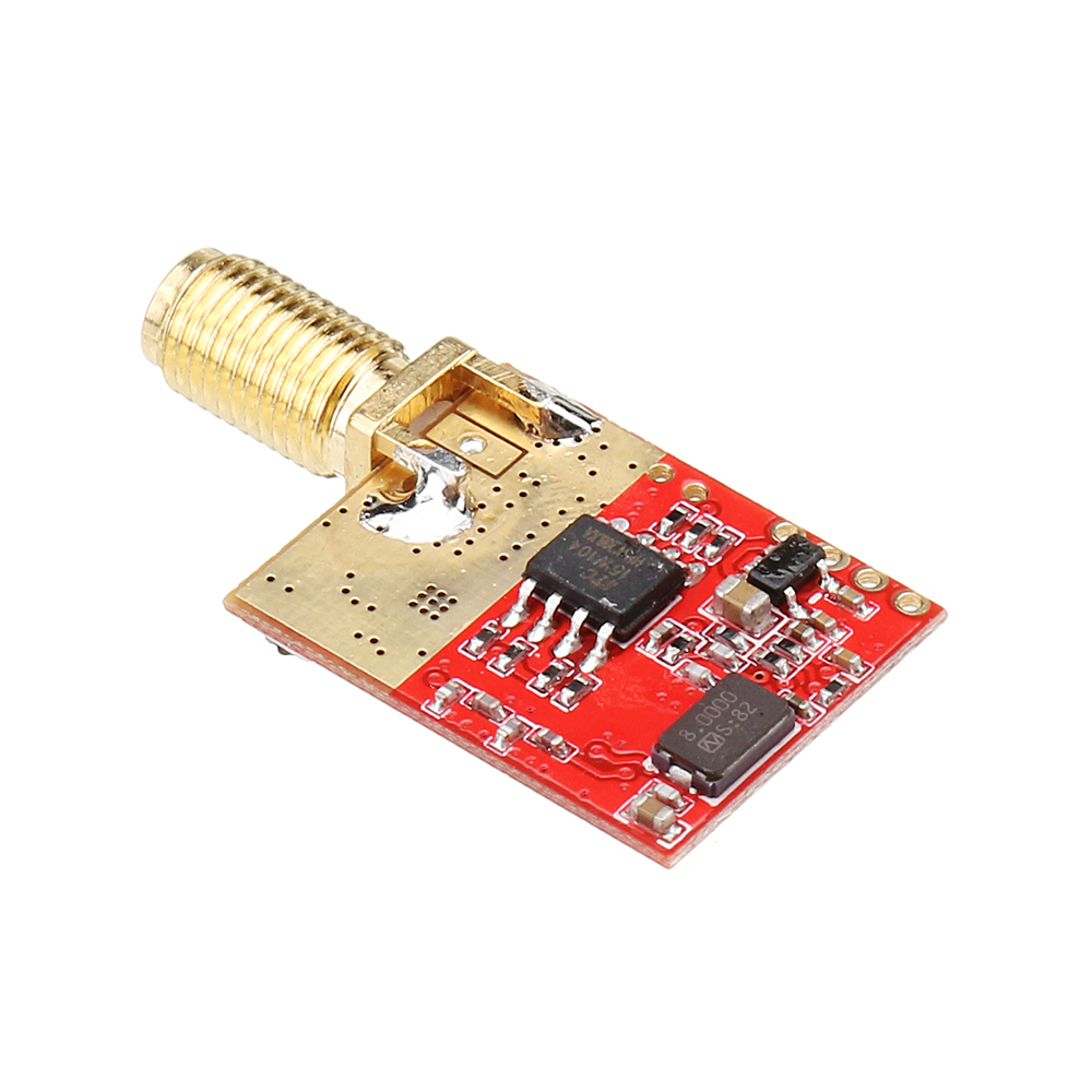 FPV 5.8G 10-200mW Adjustable Audio Video Transmitter Module TX-58120 for RC Airplane - Photo: 3