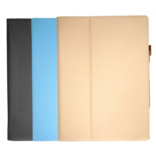 PU Leather Folding Stand Tablet Case Cover For Microsof
