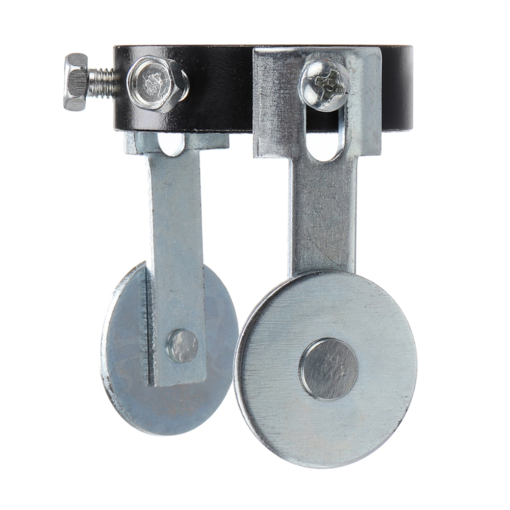 Two Screw Positioning P-80 Plasma Cutter Torch Roller Guide Wheel