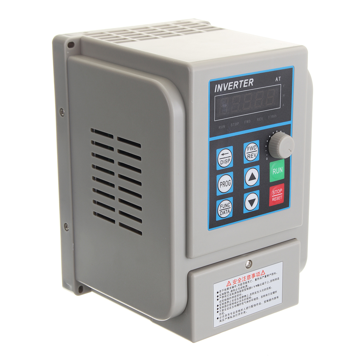 2.2kw 220V Single Phase Input Three Phase Out Inverter Variable Frequency Inverter PWM Control