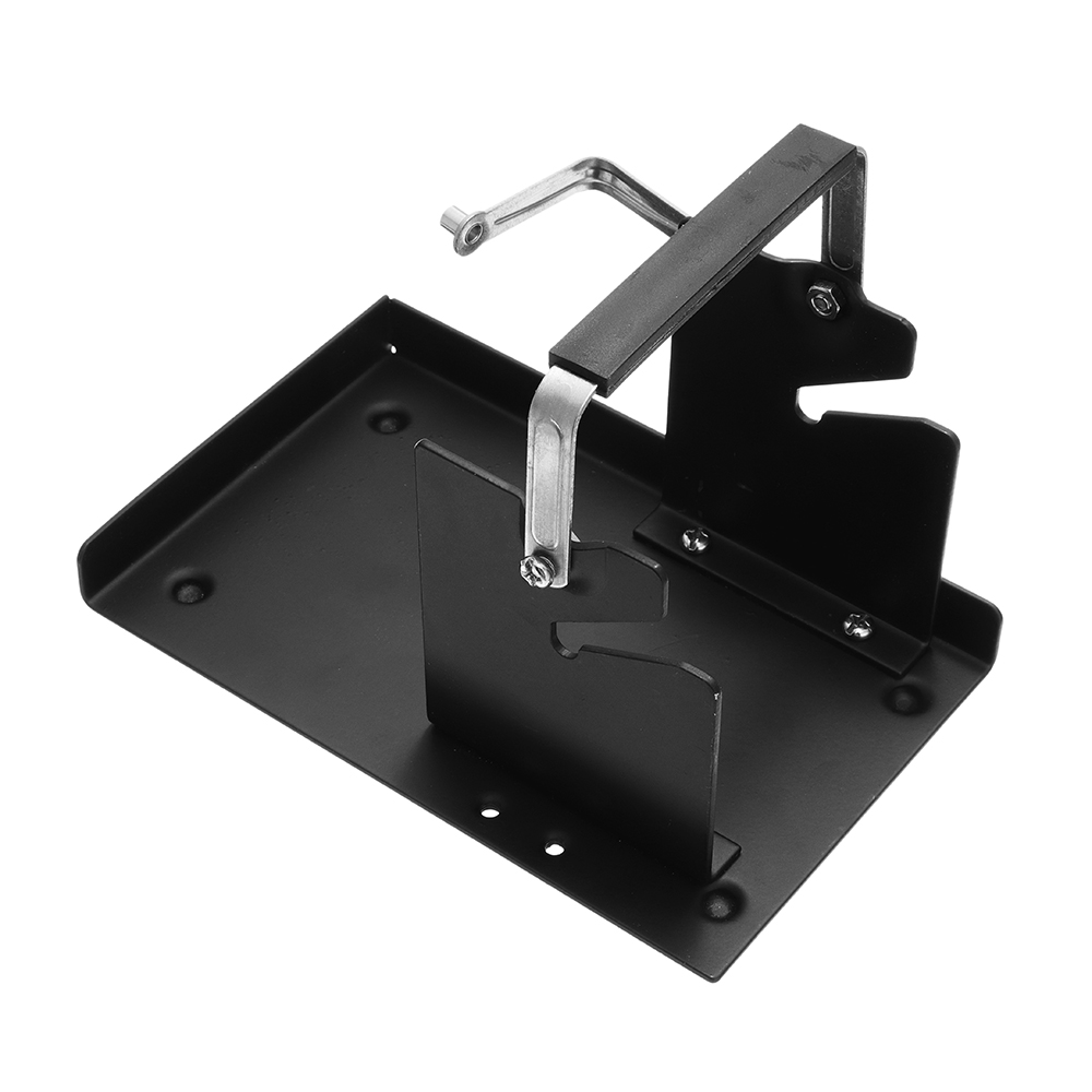 Metal Iron Soldering Station Tin Wire Holder Stand Holder Support Bracket Frame for BGA Repair Tool