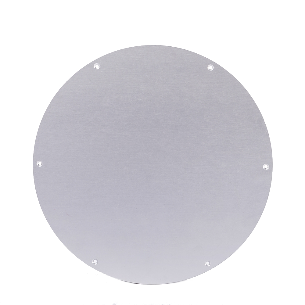 FLSUN® 12V 180W 270*3mm Aluminum Plate Round Hot Bed Delta Rostock Heated Bed For 3D Printer