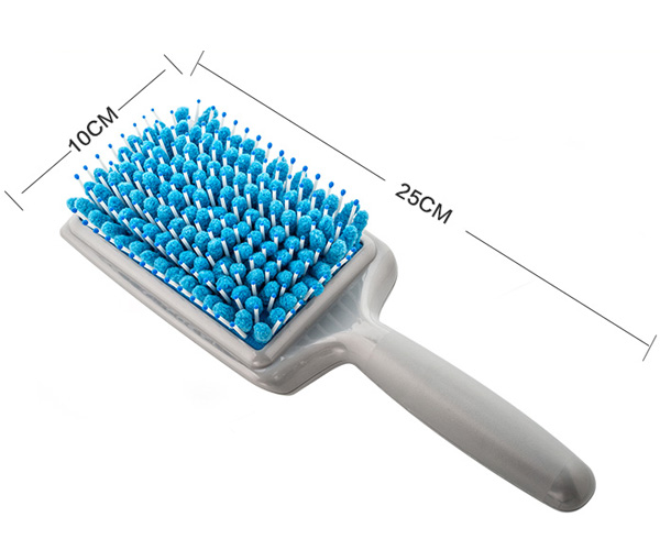Water Fast Dry Hair Towel Comb Airbag Air Cushion Massage Comb Brush Anti-static