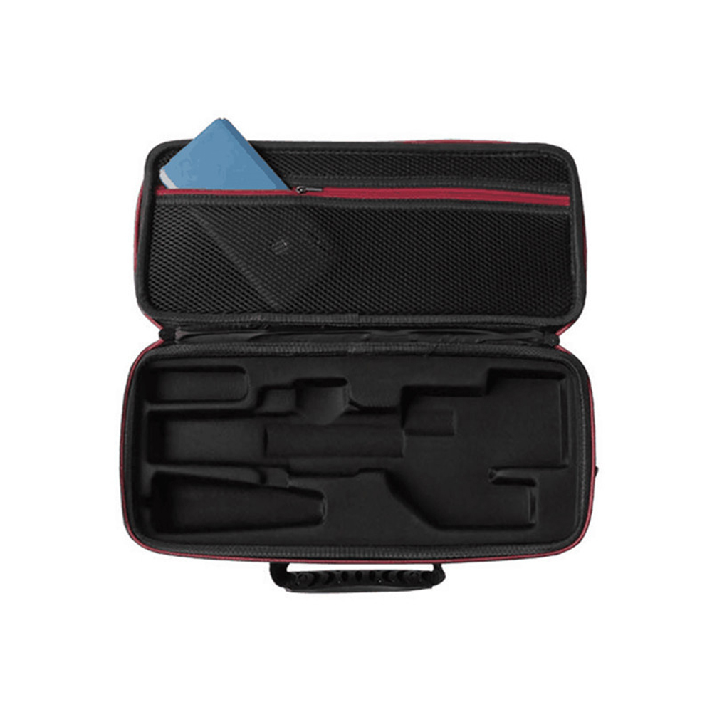 Waterproof Handbag Case Box Storage Carrying Bag for Zhiyun Smooth 4 FPV Handheld Gimbal Stabilizer - Photo: 6